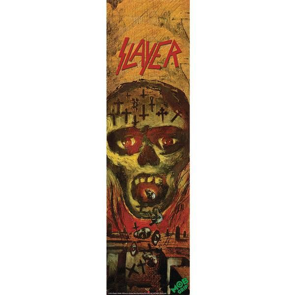 """Mob Slayer Seasons in the Abyss 9"""" x 33"""" Skateboard Grip Tape"""