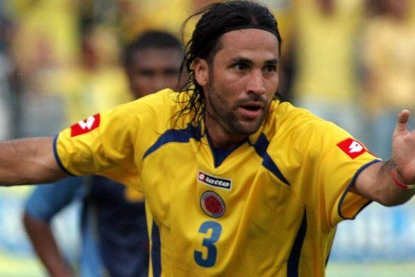 jugadores colombianos fútbol - Buscar con Google