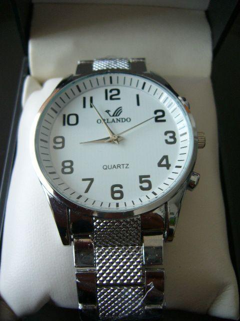 Duży Męski Zegarek WYPRZEDAŻ