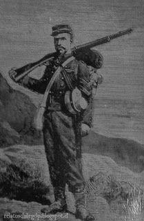 Relatos de Guerra: Soldados de Chile en la Guerra del Pacìfico: CARTA DE ABRAHAM QUIRÓZ A SU PADRE