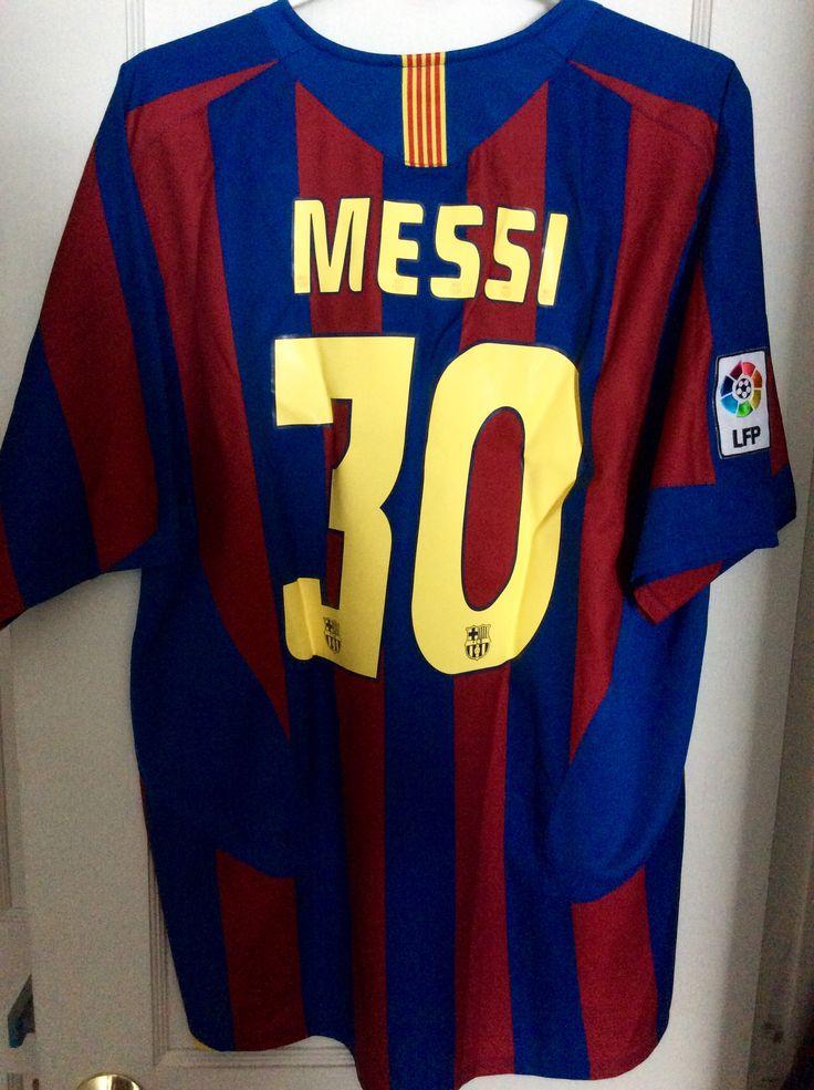 Lionel Messi - Barcelona 2005-2006