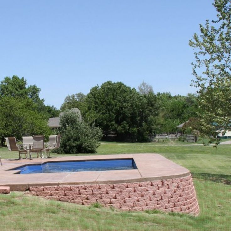 145 best beautiful above ground pools images on pinterest - Beautiful above ground pools ...