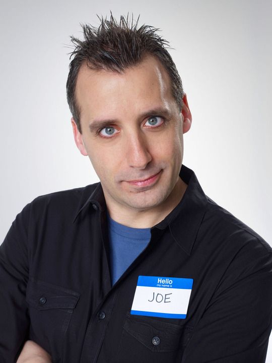 Joe Gatto from the tenderloins/impractical jokers