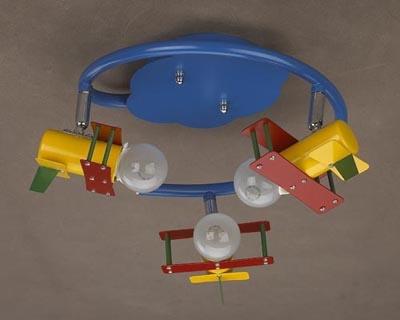 παιδικό φωτιστικό αεροπλανάκια