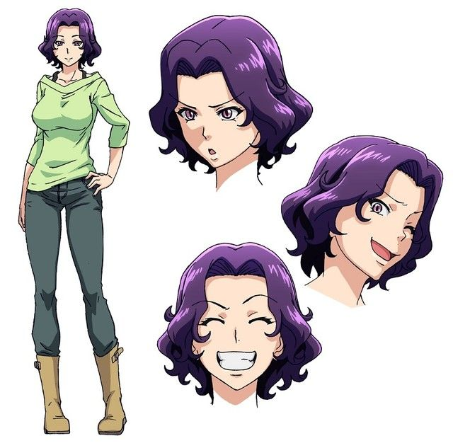 Azusa Hamaoka From Tv Anime Grand Blue By Kusama Hideoki In 2021 Blue Anime Cute Anime Character Anime