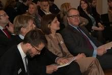 panel discussion at ESCP Europe Berlin, March 17, 2015