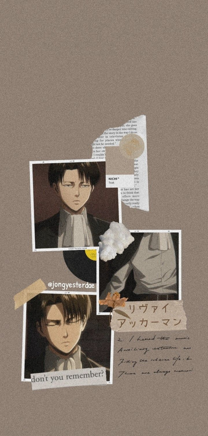 Currently My Lockscreen Levi Leviackerman Ackerman Aot Attackontitan Snk Shingekinokyojin An Cute Anime Wallpaper Anime Wallpaper Phone Anime Wallpaper