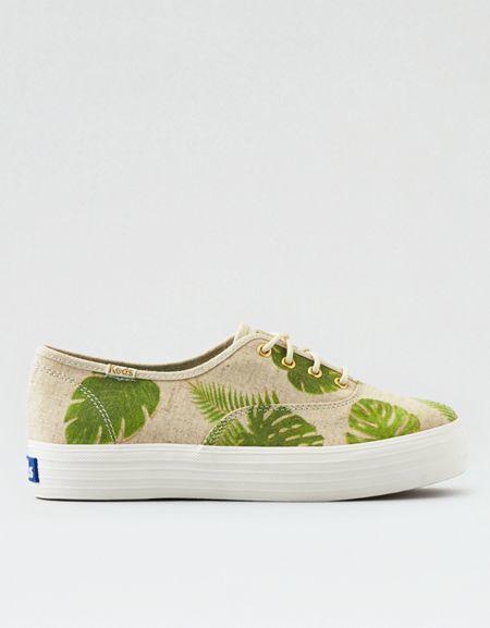 73bd7c04e4695 Keds Triple Kick Shimmer Sneaker | Style | Shoes, Plimsoll shoe ...