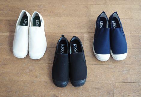 特集 キサスポーツの新しい靴|イオグラフィック