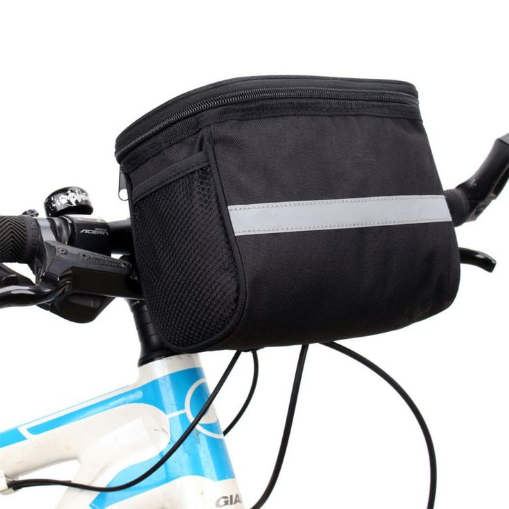 Outdoor Sports Bicycle Front Handlebar Bags Cycling Front Basket for Cycling Supplies Bicycle Accessories