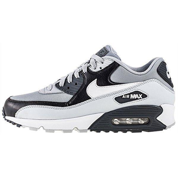 Amazon Com Nike Mens Air Max 90 Essential Running Shoes