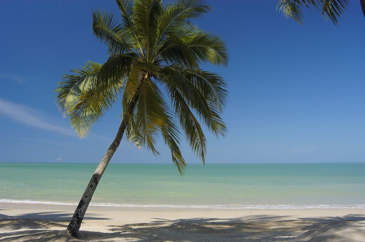 Enjoy a tropical paradise with a 13 KM beach front at Pullman Khao Lak Katiliya Resort & Villas www.pullmankhaolak.com