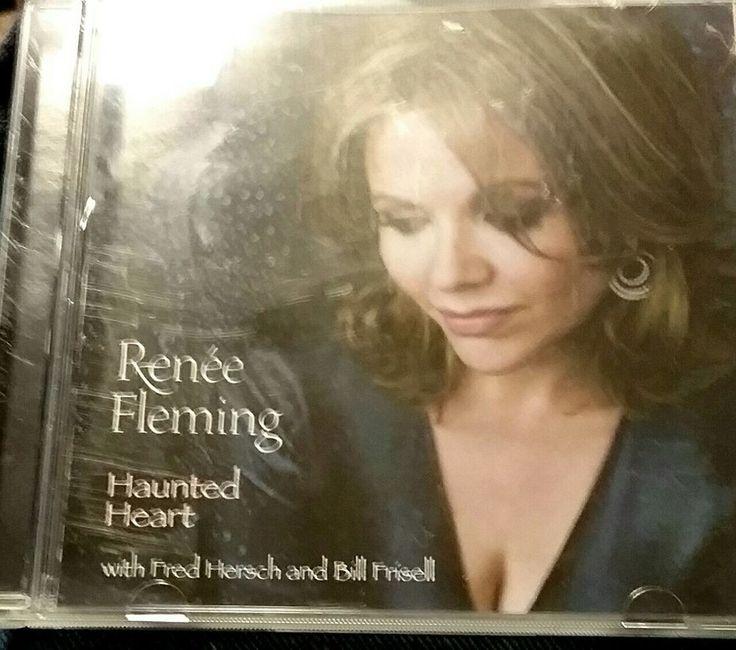 Haunted Heart CD Renée Fleming 2005 Decca Bill Frisell Fred Hersch   Music, CDs   eBay!