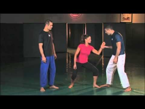 Several Self Defense how-to videos and techniques on this page.  Basic Self Defense Moves Anyone Can Do (And Everyone Should Know).