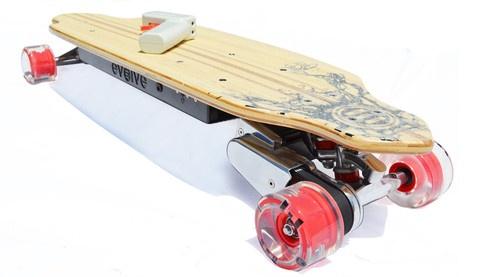 The Evolve Electric Pintail Board | Evolve - Electric Longboards & Motorized Skateboards Australia