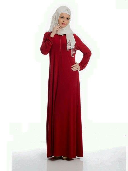 Abaya Hijab İslamic dress Tesettür giyim Www.tacmahal.com