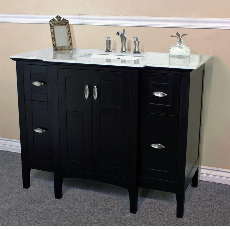 44 single bathroom vanity base only with images on vanity bathroom id=77521