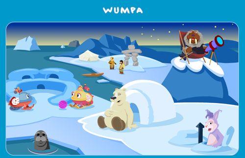 Jouer avec Wumpa (jeux gratuits) ! - Momes.net