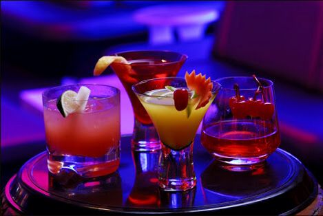 COCKTAILS DIARY