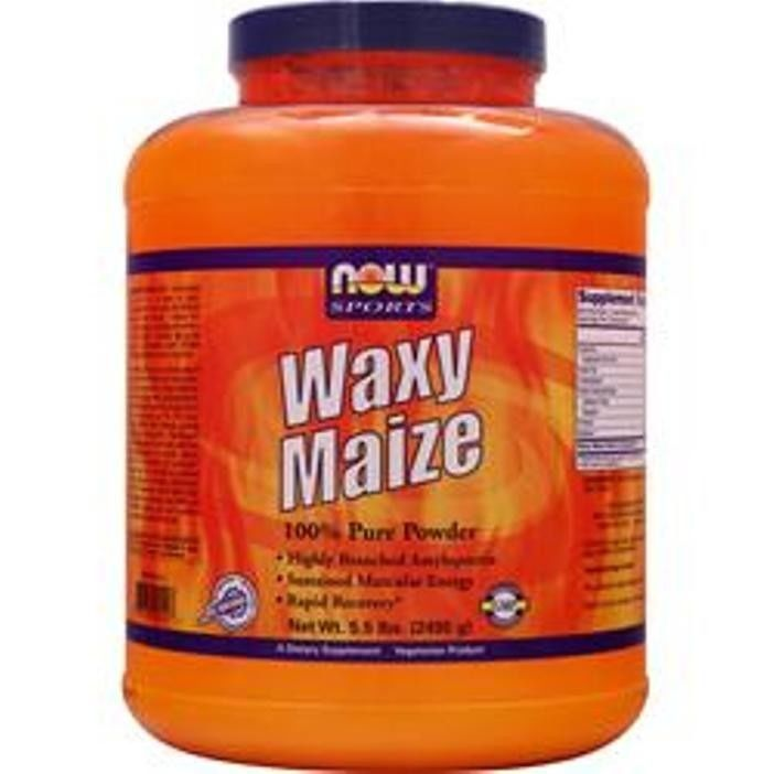 Better Quality Save U more! 1-2-3 Now Waxy Maize in 5.5 lbs Better Quality Save U more #NOW