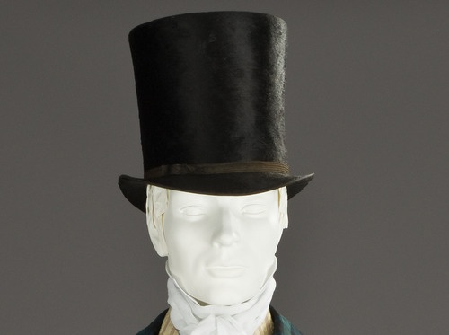 Top Hat    1832    The Los Angeles County Museum of Art