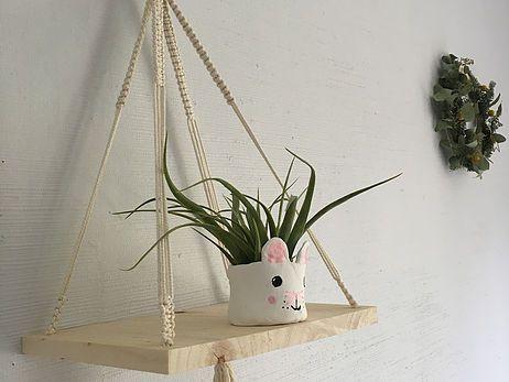 Atelier Creatif lille | Sora atelier | DIY Pot lapin