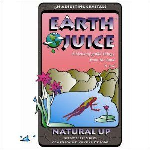Earth Juice Natural pH Controller Up 2 Lbs by Earth. $25.72. use with herbicides. Test Multi Medias. use with pesticides.. use with organic and synthetic fertilizers, herbicides and pesticides.. An enlightened concept in pH control, a crystallized pH adjuster for the professional & hobbyist. For soil, soilless, hydroponic, hydro-organic and foliar applications. For use with organic and synthetic fertilizers, herbicides and pesticides.