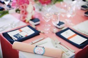 【テーマカラーを決めたい!】ネイビー×ピンクの画像まとめ♥ - NAVER まとめ