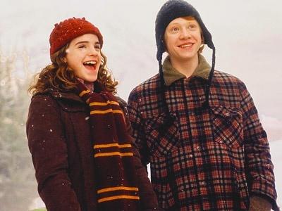 laugh laugh laugh :)Hogwarts, Best Friends, Emma Watson, Harrypotter, Friends Zone, Hermione Granger, Harry Potter, Ron And Hermione, Ron Weasley