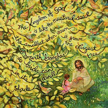 The Mustard Seed by Jen Norton