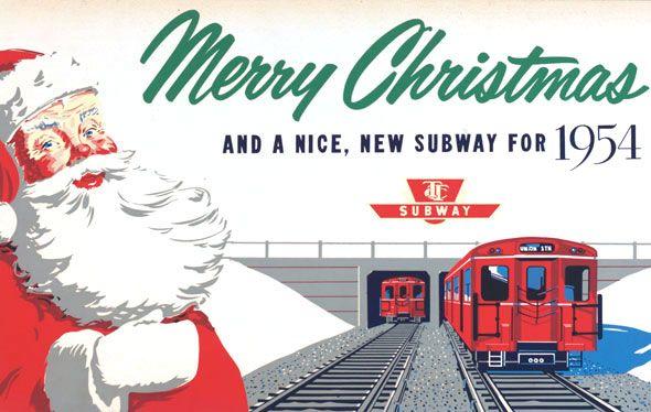 Merry Christmas TTC Cards