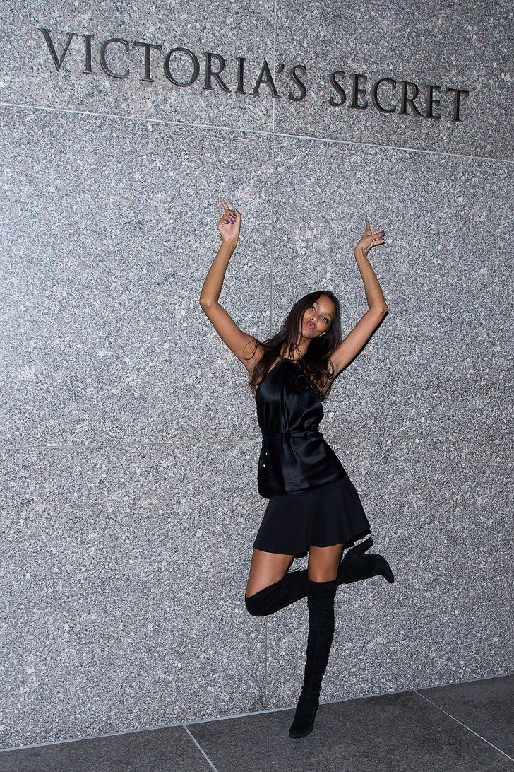 Lais Ribeiro Is So Ready to Walk Her First Victoria's Secret Fashion Show as an Official Angel