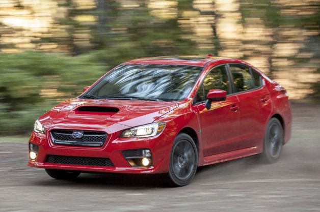 Subaru WRX hatchback back off the table - http://www.justcarnews.com/subaru-wrx-hatchback-back-off-the-table.html