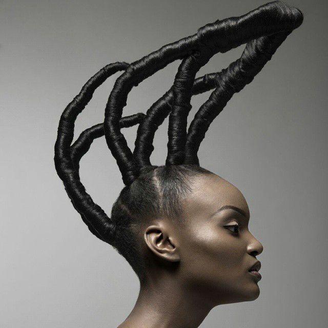 African Threading