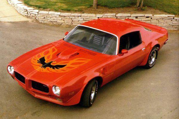 Pontiac Trans Am 1973