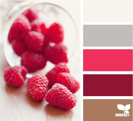 2nd from the bottom?   BerryBrightScrapbook Inspiration, Design Seeds, Color Schemes, Bright Colors Kitchens, Berries Bright, Digital Scrapbooking, Colors Schemes, Designseeds, Bright Summer Colors Palettes