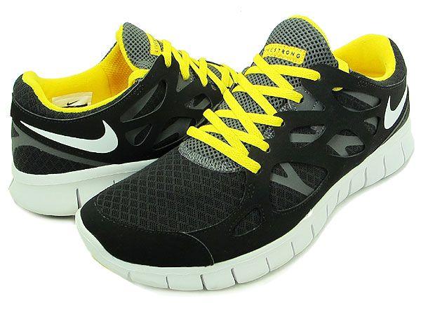 nouveau pas cher vente meilleur Livestrong X Nike Free Run 2 Gris Foncé / Équipe Robin Rouge wLf4wrbV