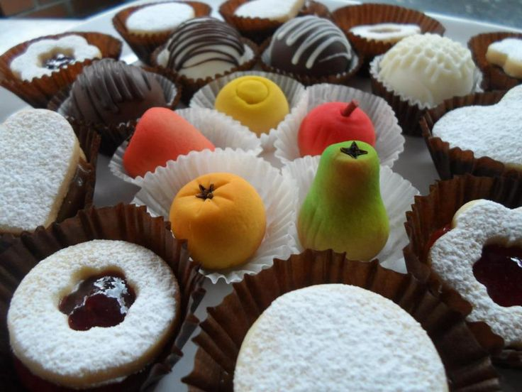 mesa de dulces.....