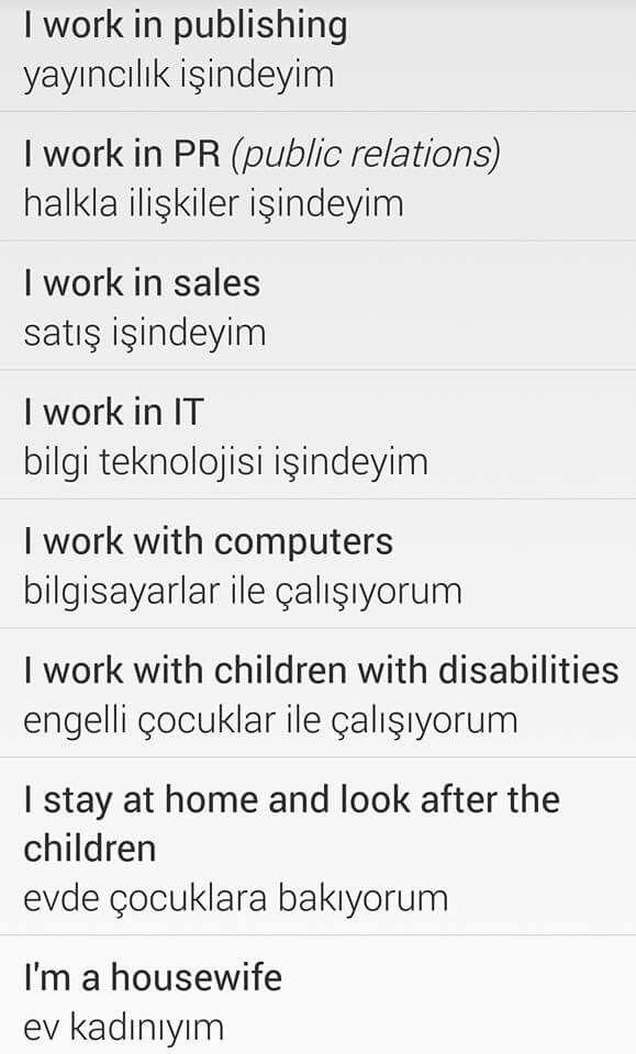 932 best Turkish language images on Pinterest Languages, Turkish - peace corps resume
