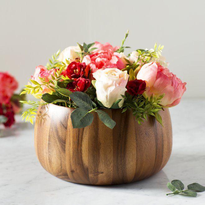 Immergrünes Blumenarrangement #diy #blumen #strauß