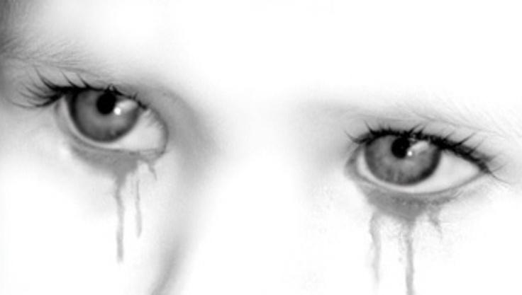 Crying???