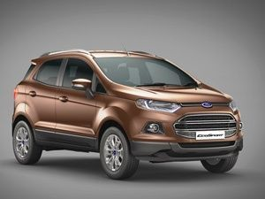 2015 Ford EcoSport launched at Rs 6.79 lakh
