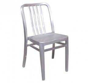 Silver Mezzi chair