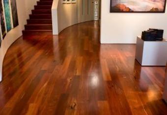 Love this jarrah floor x