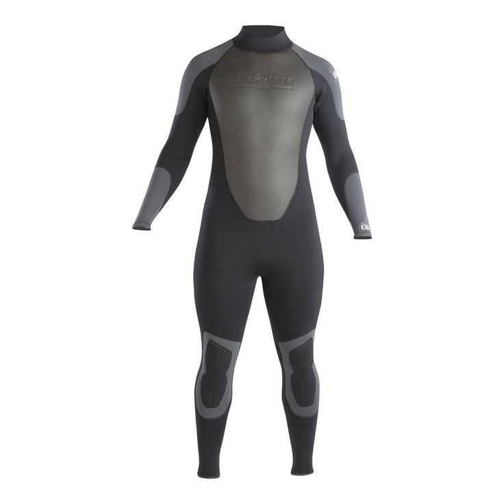 PRODUCT OF THE DAY! Wetsuit Aqualung Sport Quantum Stretch 3mm Men Black! These…
