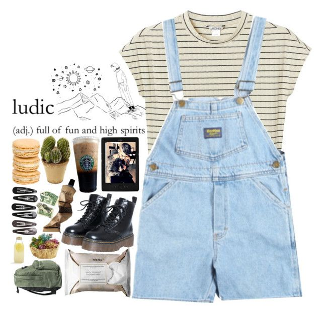 """""""first day in school"""" by ytzalamalaikum ❤ liked on Polyvore featuring Monki, Aesop, Nearly Natural, Korres, Clips, Ladurée, Pier 1 Imports, Bormioli Rocco and schoolook"""