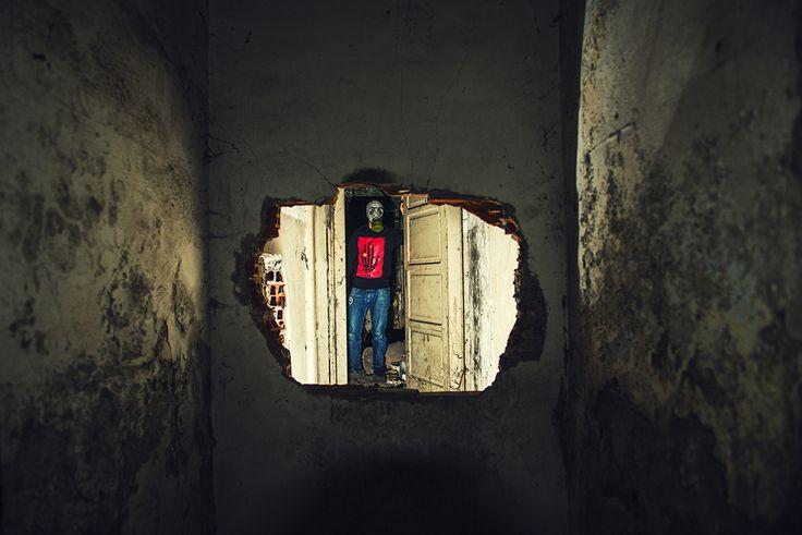 "-REVOLUTION- INCOR SWEATSHIRT  shooting per la presentazione della INCOR sweatshirt ""REVOLUTION SERIES, THE HAND EDITION"" set: REVOLUTION Fotografo : Simone Mondino - InCor - In Case Of Revolution #Incor #Fashion #Apparel"