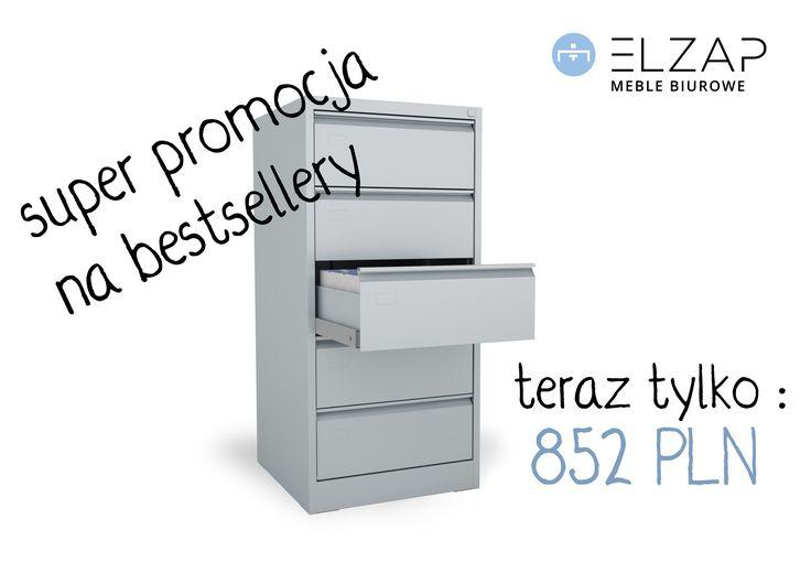 Pamiętacie o naszych super promocjach na bestellery? :) #elzap #meble  #metale #szafy #nadokumenty #przechowywanie #promocja #bestseller