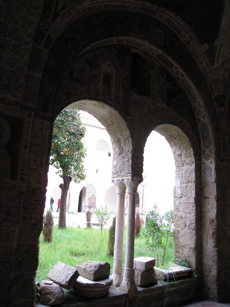 San Francesco delle Monache - Complesso Monumentale Aversa - Foto di Domenico Napolitano
