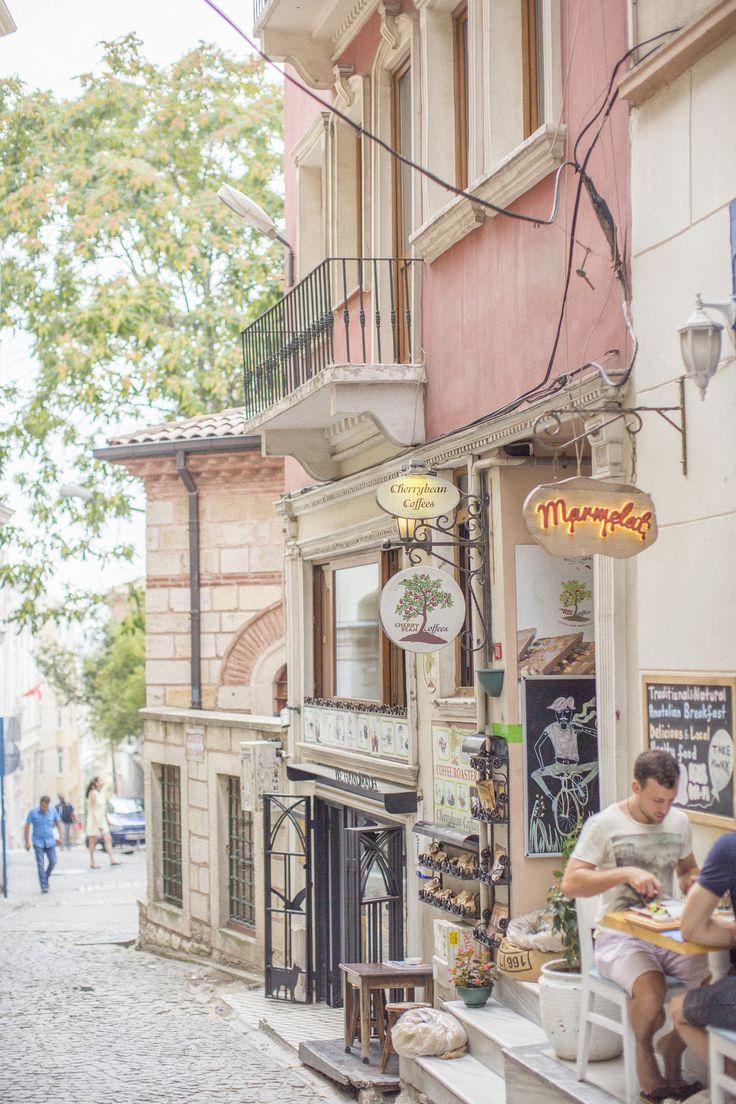 Beyoglu / Galata in Istanbul